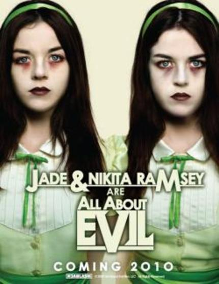 TADFF 10:  ALL ABOUT EVIL Review