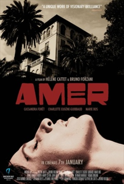 Catch AMER + TENEBRAE Double Bill in London!