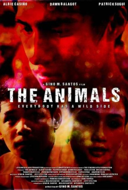 Cinemalaya 2012 Review: Gino Santos' THE ANIMALS