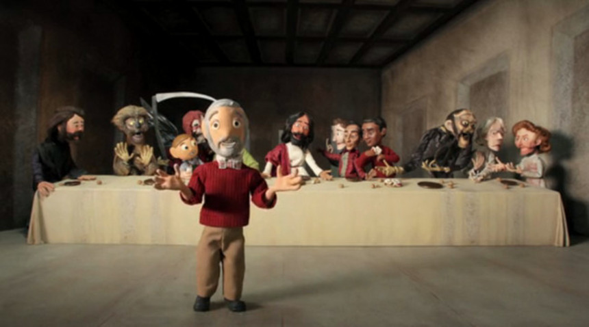 Charlie Kaufman Teams With Dan Harmon For Stop Motion Animated ANOMALISA
