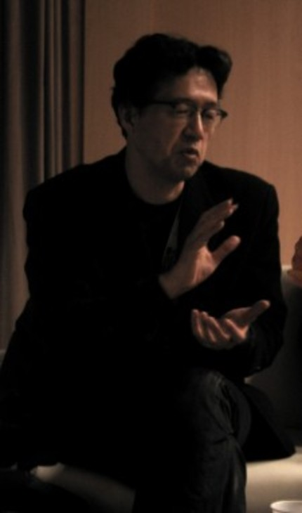 "IFFR 2008: Interview with ""Appleseed: Ex Machina"" director ARAMAKI SHINJI"