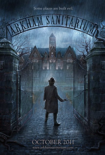 H.P. Lovecraft's ARKHAM SANITARIUM Script Review And Concept Art
