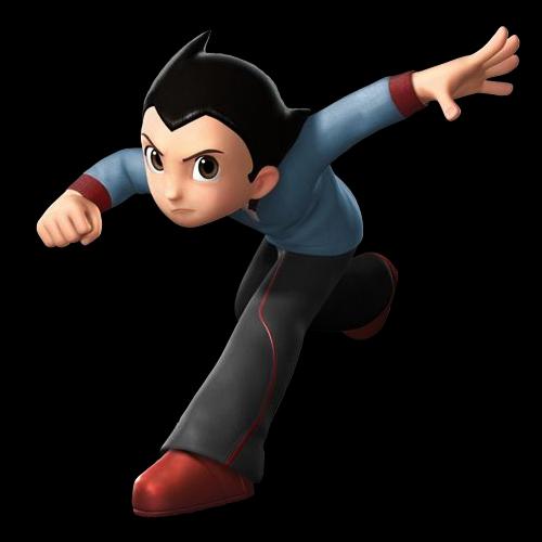 Astro Boy 2009 Concept Art