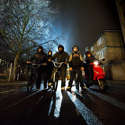 The ATTACK THE BLOCK Trailer Is Killing Them! It's Killing Them!