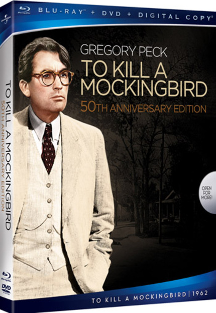 Contest: Win One of Two TO KILL A MOCKINGBIRD 50th Anniversary Blu-rays