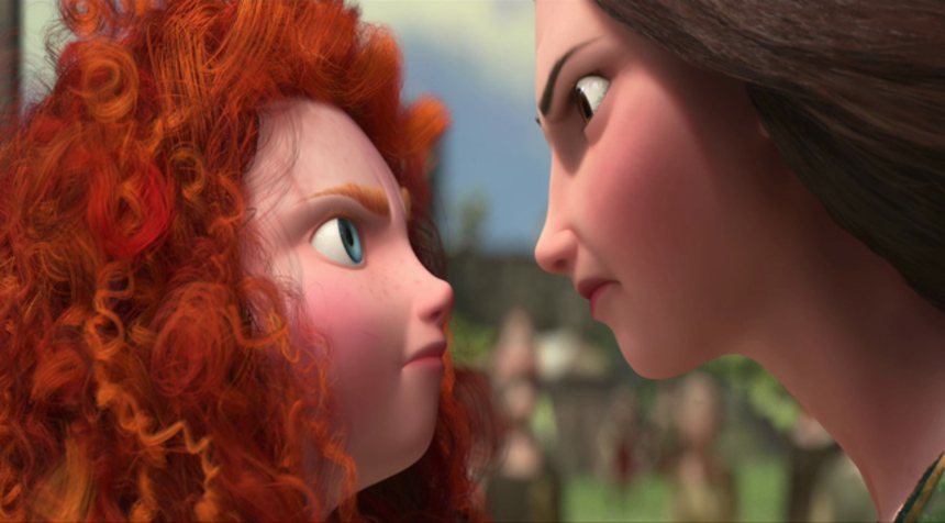 The Kids Talk Film:  BRAVE