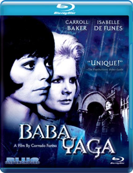 Blu-ray Review: BABA YAGA