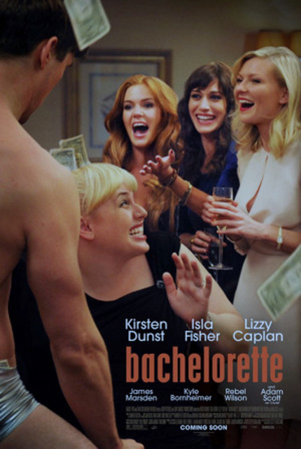 Weinberg Reviews BACHELORETTE, a Refreshingly Profane Sex Farce