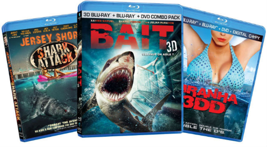 Win One of 2 BAIT 3D Blu-ray Prize Packs!