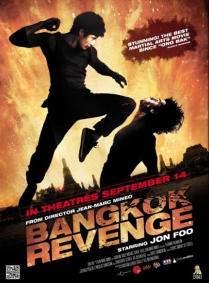 See Some Hard-hitting Action In The BANGKOK REVENGE Trailer!