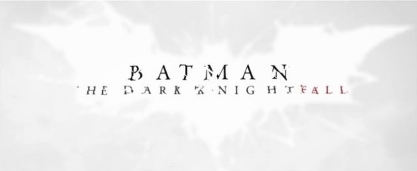 Watch Stop Motion Fan Film BATMAN: DARK KNIGHTFALL
