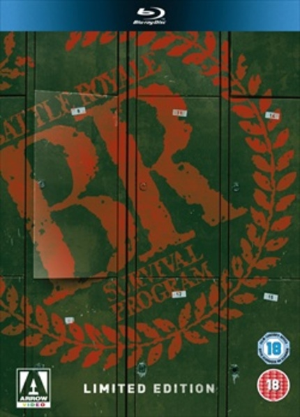 BATTLE ROYALE LIMITED EDITION Blu-ray Review