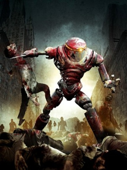 AFM 2011: Zombie vs Robots In BATTLE OF THE DAMNED