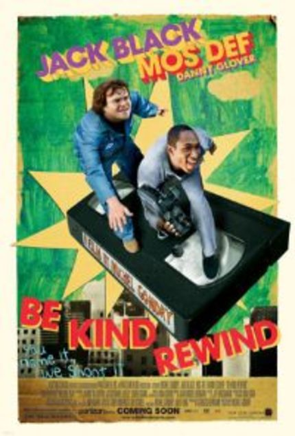 Be Kind, Rewind Review