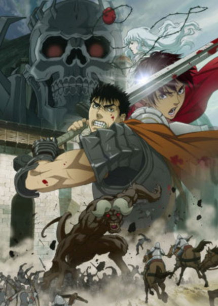 Review: BERSERK: THE EGG OF THE KING Is Brilliant And Epic (REEL ANIME 2012)