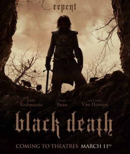 US Trailer For Christopher Smith's BLACK DEATH