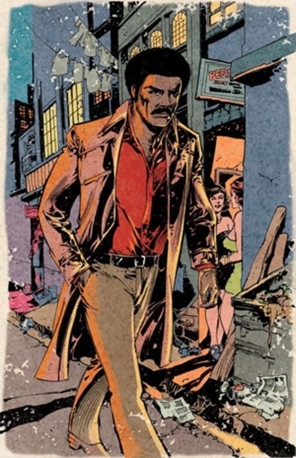 BLACK DYNAMITE Coming Soon In Two Glorious Dimensions!