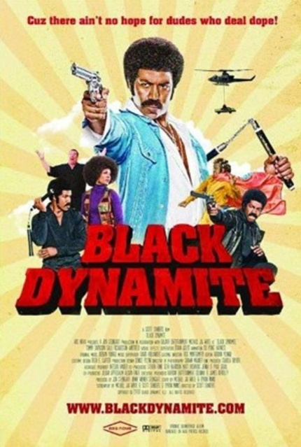 Is There More BLACK DYNAMITE In Our Future?