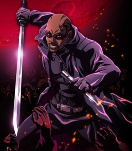 New Blade Anime Trailer Featuring More Action Animation