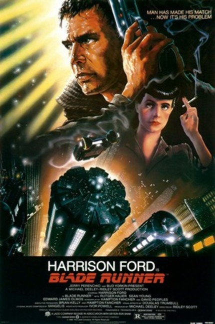 "Ridley Scott Says He's ""Got To Have"" Harrison Ford In New BLADE RUNNER"
