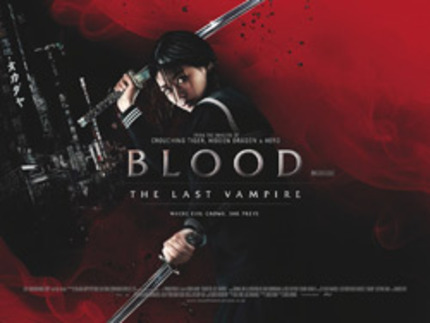 Review of BLOOD: THE LAST VAMPIRE
