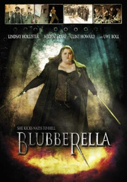 Like A Caged Rhino That Hasn't Been Fed In Weeks, The Trailer For Uwe Boll's BLUBBERELLA Smashes Boundaries Of Good Taste.