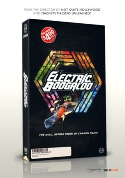 Watch Mark Hartley's ELECTRIC BOOGALOO Trailer Now!