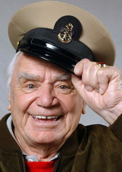 TCM: PRIVATE SCREENINGS—Interview With Ernest Borgnine
