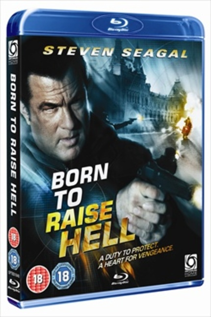 BORN TO RAISE HELL UK Blu-ray Review