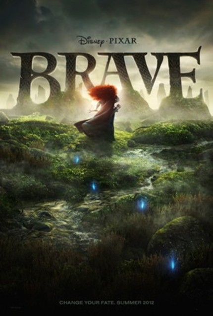Watch An Extended Clip From Pixar's BRAVE