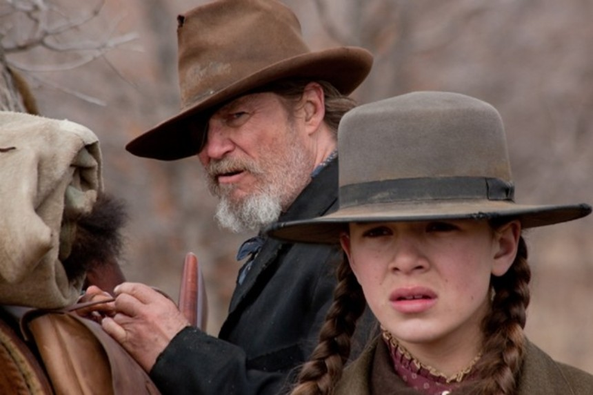 First Look At Jeff Bridges In The Coen Brothers' TRUE GRIT