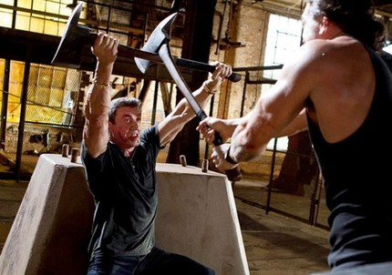 Stallone Delivers Firepower, Axes, Bullets And Bodies In New BULLET TO THE HEAD Trailer