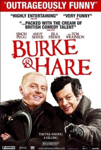 Sitges 2011: BURKE AND HARE Review
