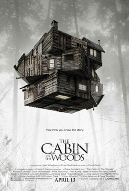 OZ BEAT: CABIN IN THE WOODS Is Now Getting A Limited Release In Australian Cinemas