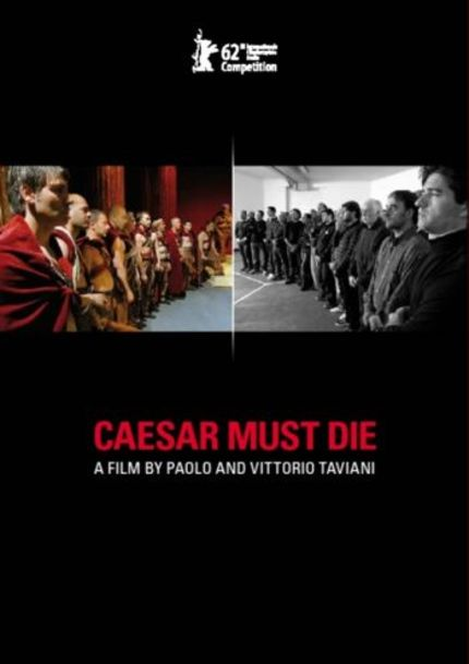 Sydney 2012: Day 2 Trailer of the Day - CAESAR MUST DIE