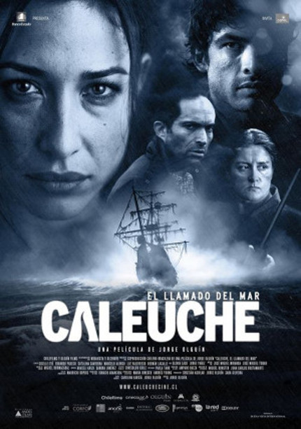 Gorgeous First Trailer For Lovecraftian Horror CALEUCHE: THE CALL OF THE SEA