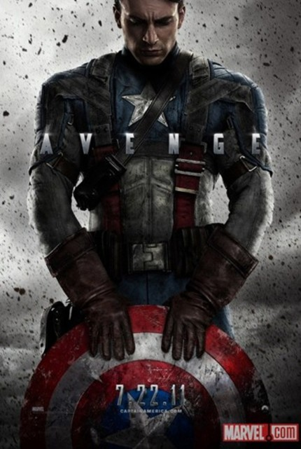 COMMUNITY Producers The Russo Brothers To Direct CAPTAIN AMERICA 2