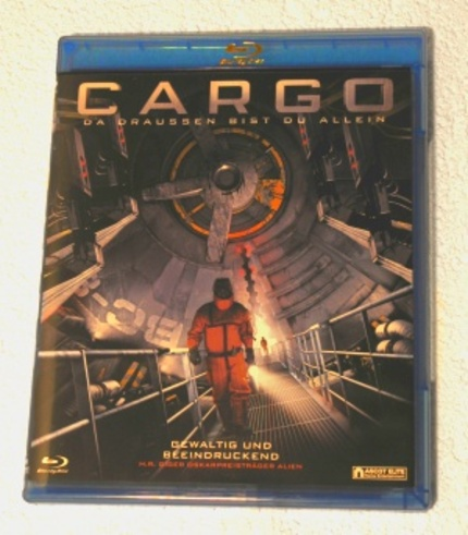 CARGO English-friendly German BluRay Review