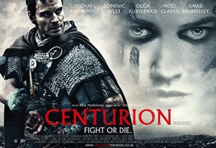Neil Marshall's CENTURION Goes Red-Band.