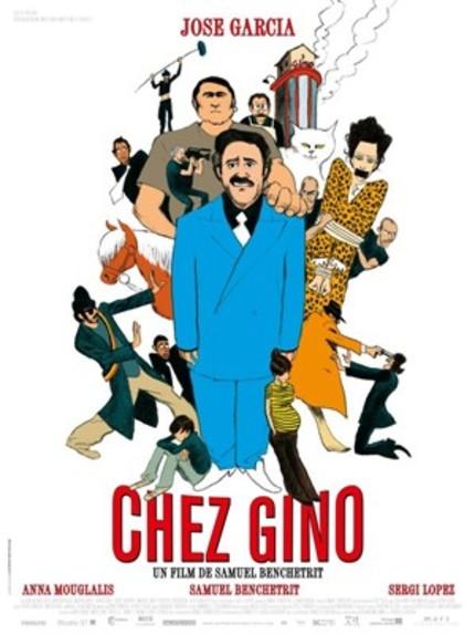 When Pizza Chef Poses As Mafia Don You Get CHEZ GINO