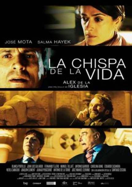 Watch The First Trailer For Alex De La Iglesia's AS LUCK WOULD HAVE IT (LA CHISPA DE LA VIDA)