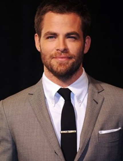 MGM Wants To Skew ROBOCOP Younger? Chris Pine Eyed For Lead Role.