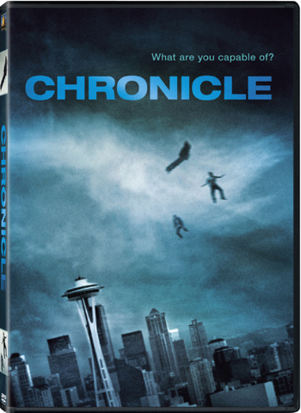 Contest: Win A Copy of CHRONICLE On DVD