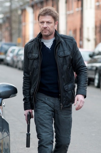 First Shots Of Sean Bean In Hadi Hajaig's Anti-Terrorism Thriller CLEANSKIN