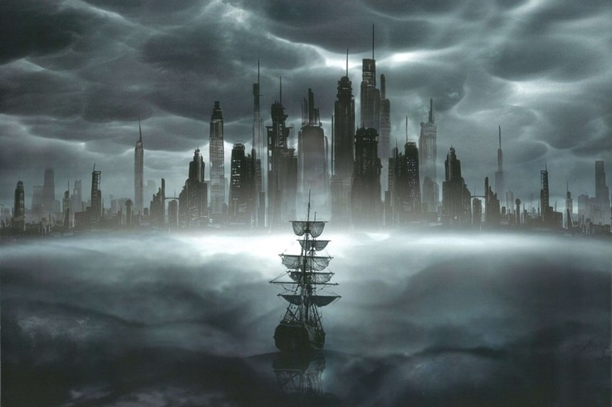 Witness The Seoul Of The Future In New CLOUD ATLAS Concept Art