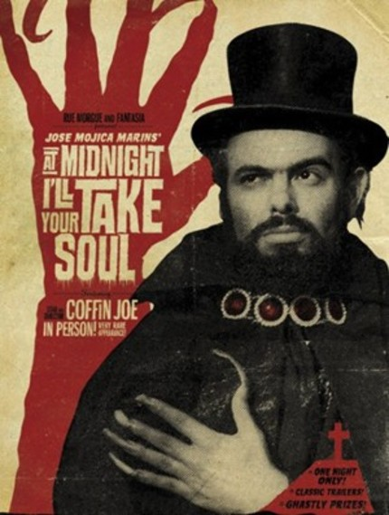 Coffin Joe And Nacho Vigalondo Join THE PROFANE EXHIBIT