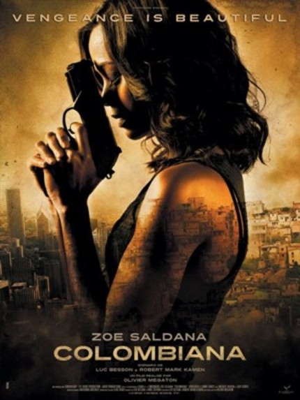 Weinberg Reviews COLOMBIANA