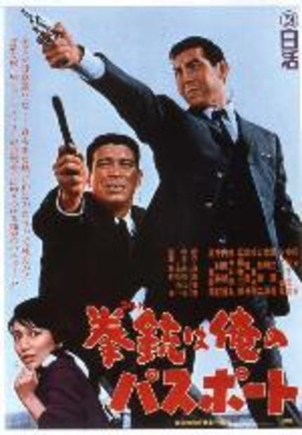 Criterion Picks Up Nikkatsu Action Flick A COLT IS MY PASSPORT