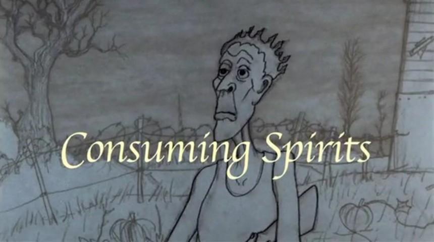 Trailer For Chris Sullivan's Multi-Discipline Experimental Animated Feature CONSUMING SPIRITS