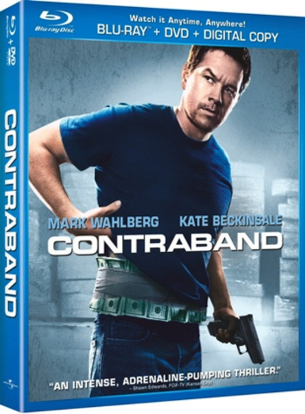 Contest: Win One of Five CONTRABAND Blu-Rays
